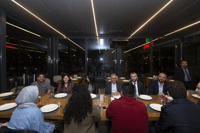 Birleşik Arap Emirlikleri'nden gelen sosyal medya fenomenleri Kayseri'ye hayra kaldı