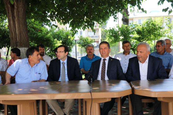 Adana'da pamuk üreticileri destek bekliyor