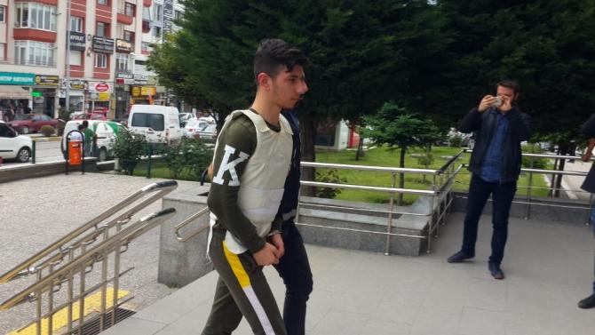 Liseli Dilaver'in katil zanlısı adliyeye sevk edildi