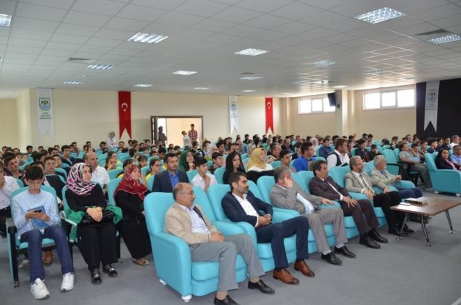 İznik'te Kur'an-ı Kerim okuma yarışması yapıldı