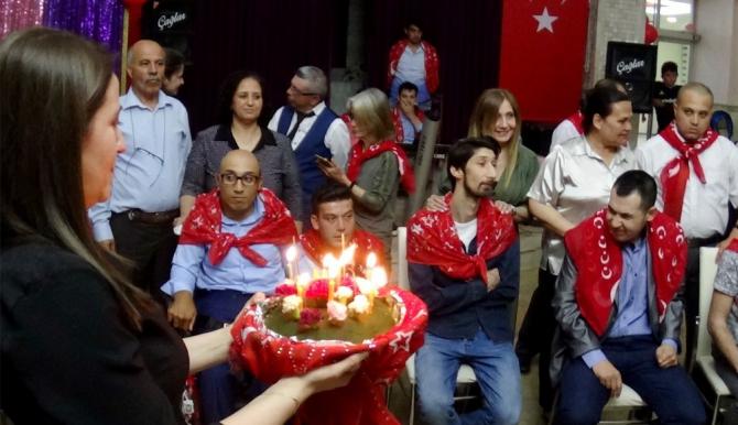 Muğla'da engelli bireylere 'Asker' kına gecesi