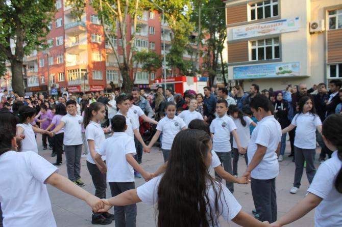 19 ülkede eş zamanlı Atabarı Oyunu sergilendi