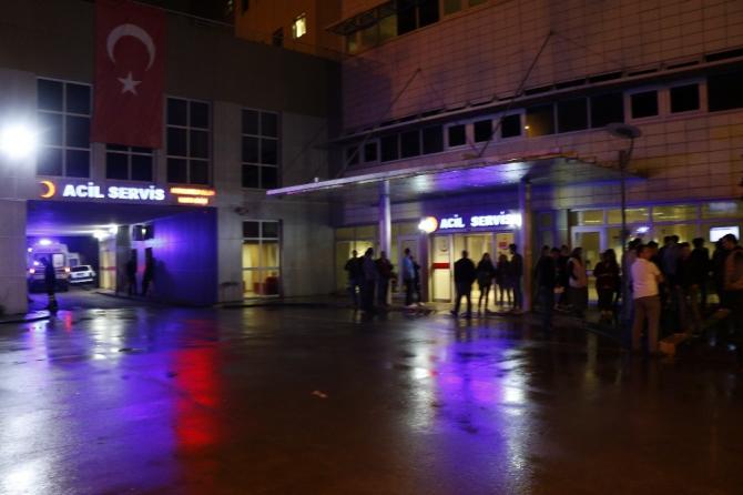 """Kaymakam Serkan Keçeli; """"Hastalarımızın durumları iyi görünüyor"""""""