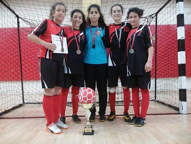 Kayseri Futsalda Türkiye Şampiyonu Oldu