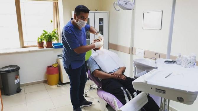 Şuhut Devlet Hastanesinde 2 doktor göreve başladı