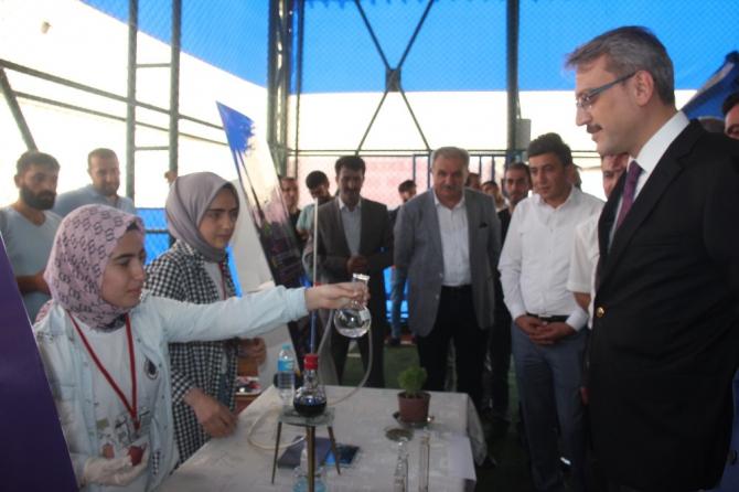 Bingöl'de bilim şenliği