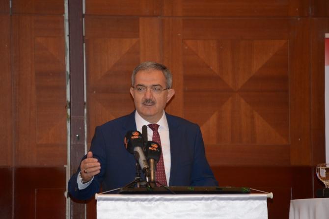 Konya'da Yaş Meyve ve Sebze Çalıştayı düzenlendi