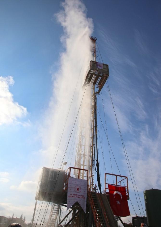 Ekonomiye katkı sunacak Jeotermal sahayı, Elazığ belediyesi yönetecek
