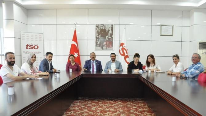 """""""Ağın'da Kerevit Yolculuğu"""" Projesi imzalandı"""