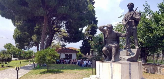 Yörük Ali Efe, Yenipazar'daki mezarı başında anıldı
