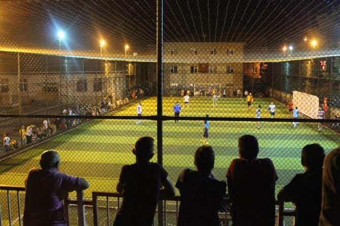 Türkeli'de futbol turnuvası ile ilgili görsel sonucu