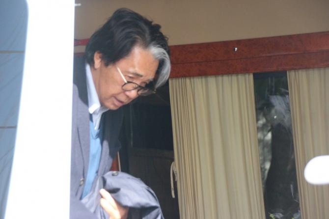 Dünyaca ünlü modacı Kenzo Takada, Bodrum'da mavi yolculuğa çıktı