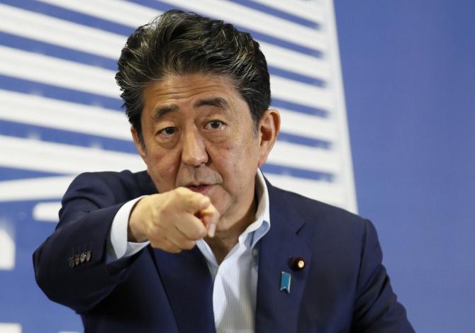 """Abe: """"Japonya, İran ile ABD arasındaki gerilimi azaltmak için her türlü çabayı gösterecek"""""""