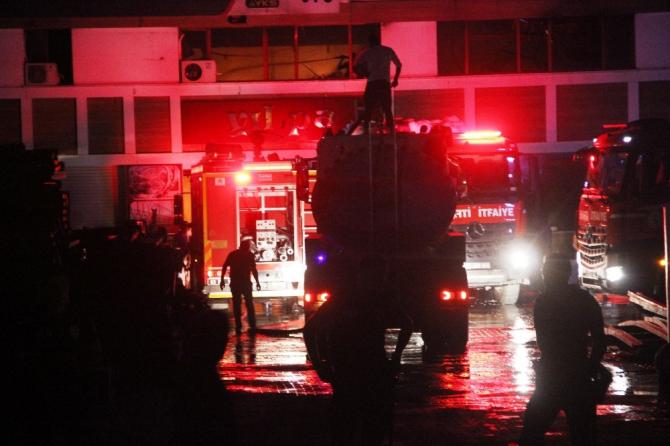 Şanlıurfa'daki yangın kontrol altına alındı