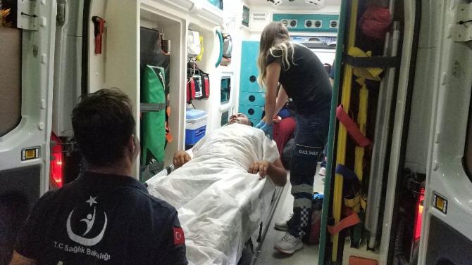 Kına gecesinde tüfekle vurulan 7 kişi hastanelik oldu
