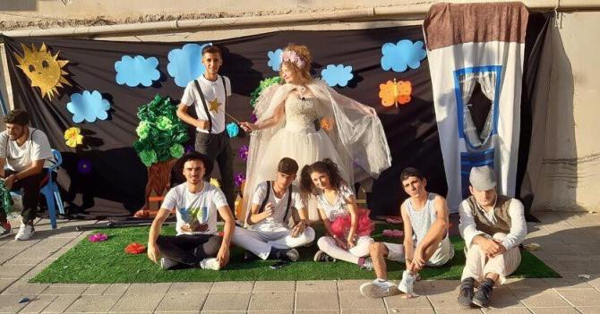 Diyarbakırlı gençler Mardinli çocukları hayallerine kavuşturdu