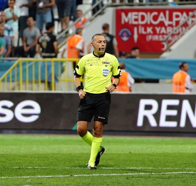 Süper Lig: Kasımpaşa: 1 - Trabzonspor: 1 (İlk yarı)