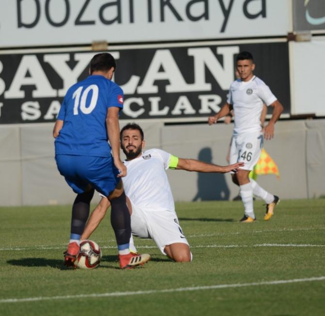 Manisa FK hazırlık maçında Buca'yı 2-0 yendi
