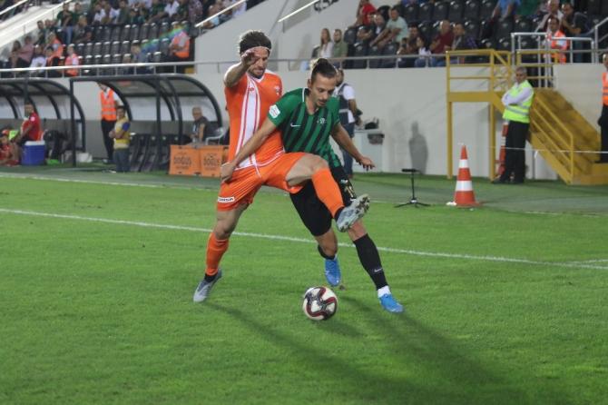 TFF 1. Lig: Akhisarspor: 1 - Adanaspor: 0
