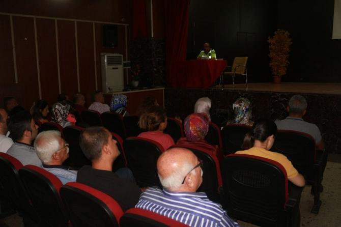 Öğretmenlere trafik eğitim semineri verildi