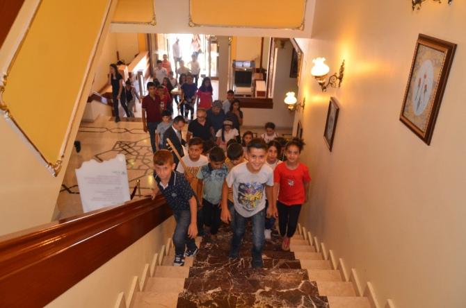 Beytüşşebaplı öğrenciler Sivas'ı gezdi