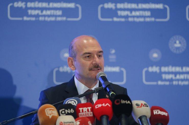 """""""Türk bayrağına tahammül edemeyenlere karşı duruşumuz nettir"""""""