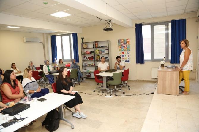 TÜBİTAK destekli 'OBİ-II' projesinin ikinci dönem eğitimi PAÜ'de başladı
