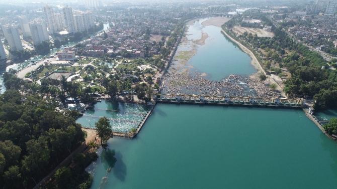 Adana'daki barajların doluluk oranları arttı
