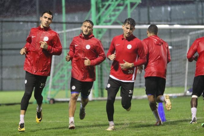 Çaykur Rizespor, Göztepe maçının hazırlıklarına başladı