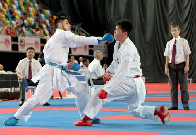Milli karateciler sezonun ikinci yarısını Tokyo'da açacak