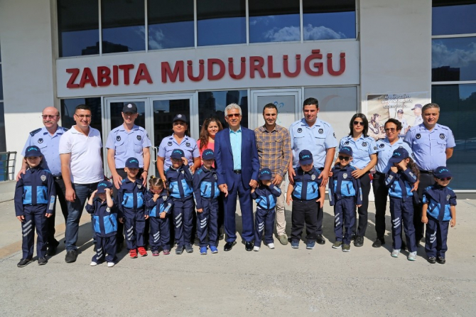 Ataşehir'de Zabıta Haftası etkinliklerle kutlanıyor