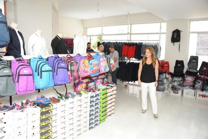Balçova'da eğitim bütçesine destek