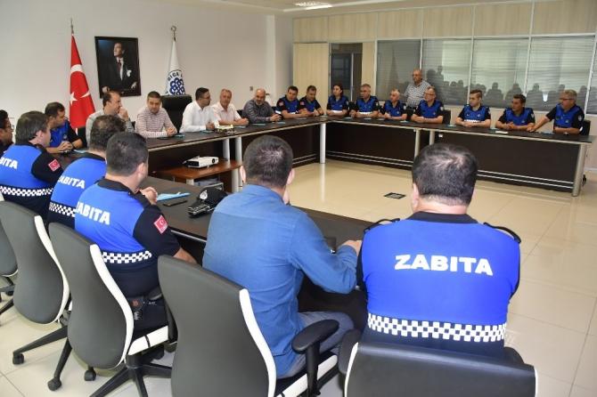 Biga'da 'Zabıta Haftası' kutlandı