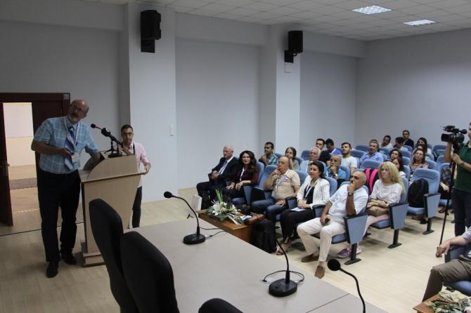 FÜ'de Sedimantoloji Çalışma Grubu Çalıştayı