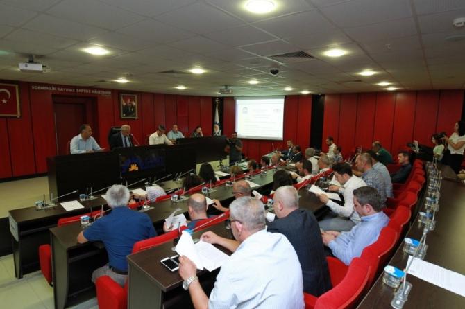 Gebze Belediyesi Eylül meclis toplantısını gerçekleştirdi