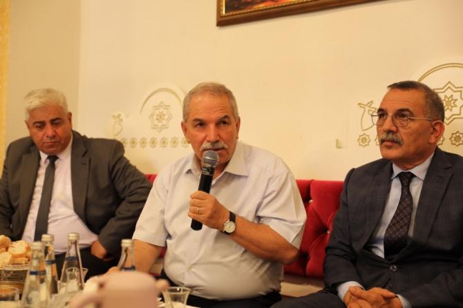 """Başkan Demirtaş: """"Halkımızın huzuru için çalışıyoruz"""""""