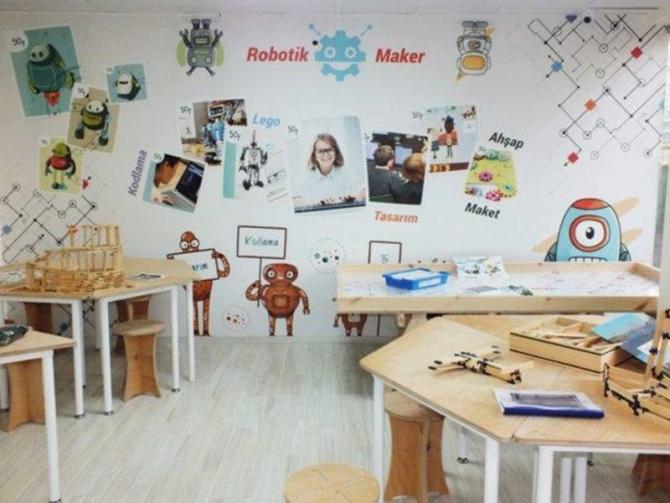 Şaphane Milli Eğitim Müdürlüğü personelinin proje başarısı