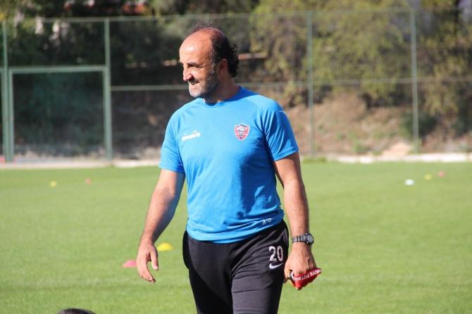 Karabükspor'da Vanspor maçı hazırlıkları başladı