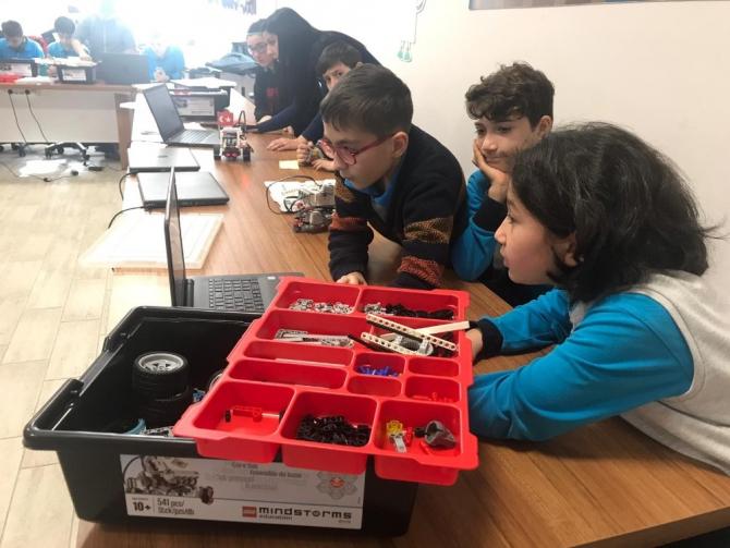 Kepez'den 2 bin öğrenciye kodlama eğitimi