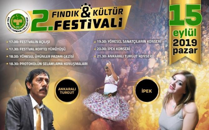 Ormanlı'da 2. Fındık Festivali yapılacak