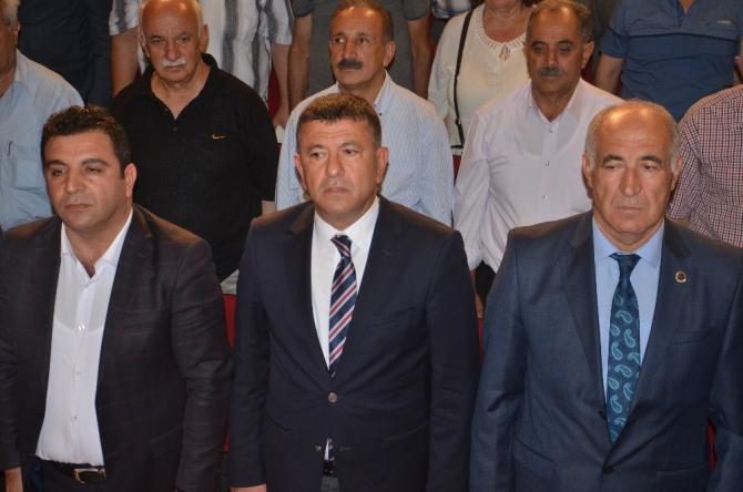 CHP'de İl Danışma Kurulu toplantısı gerçekleştirildi