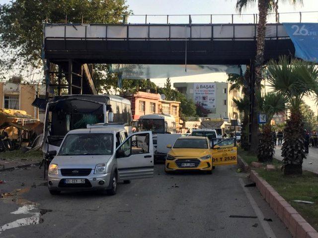 Adana Valisi'nden patlmayala ilgili ilk açıklama