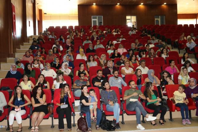 Özel çocuklar için eğitimde erken müdahale ve doğal öğretim semineri gerçekleştirildi