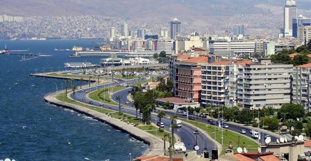 İzmir deprem haritası 2020 | İzmir deprem riski olan semtler