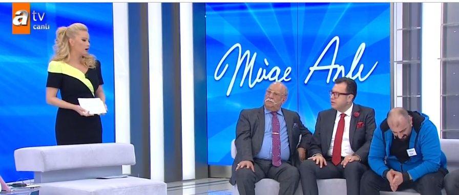 Müge Anlı'ya katılan Mustafa Celep anlattıklarıyla herkesi duygulandırdı