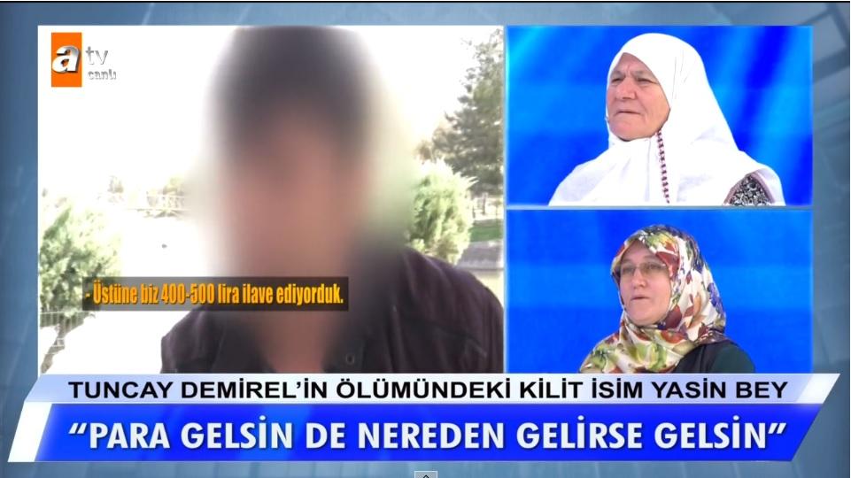 Tuncay Demirel'in ölümünde Nazife Demirel'in parmağı var mı?