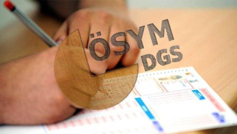 DGS ek tercih sonuçları | DGS ek tercih sonuçları ne zaman açıklanacak?