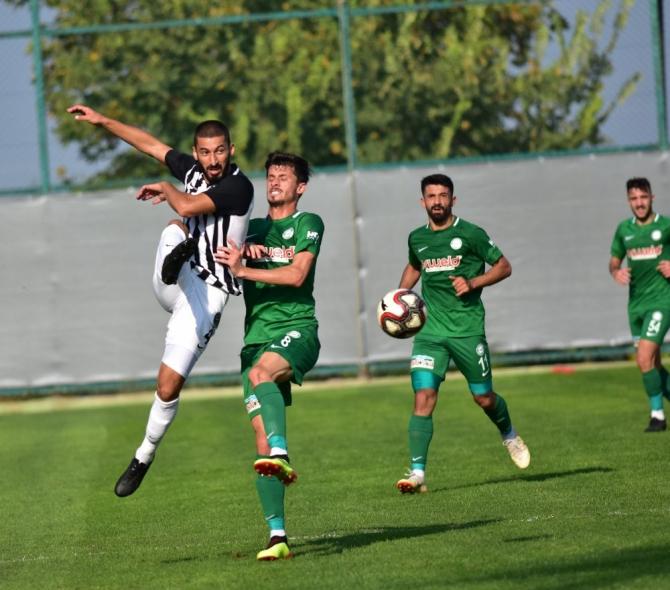 TFF 2. Lig: Manisa FK: 6 - 1922 Konyaspor: 2