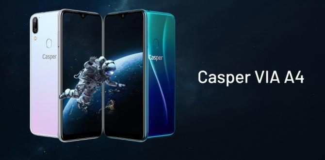 Casper VIA A4 kullanıcılarıyla buluştu