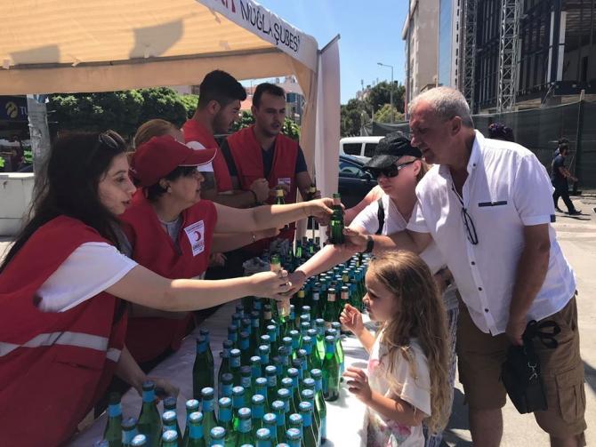Türk Kızılayı'ndan eğitime destek